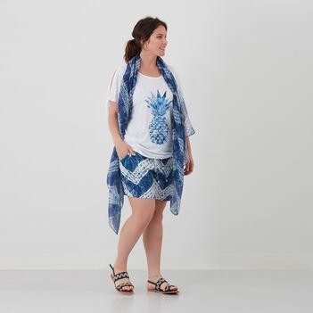 Trend: Tie dye blue
