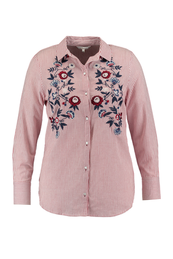 Blouse met embroidery