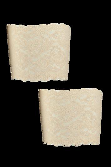 Kanten bovenbeen banden