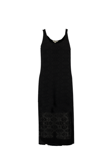Kanten lange jurk