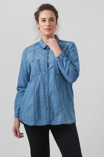 Denimblouse