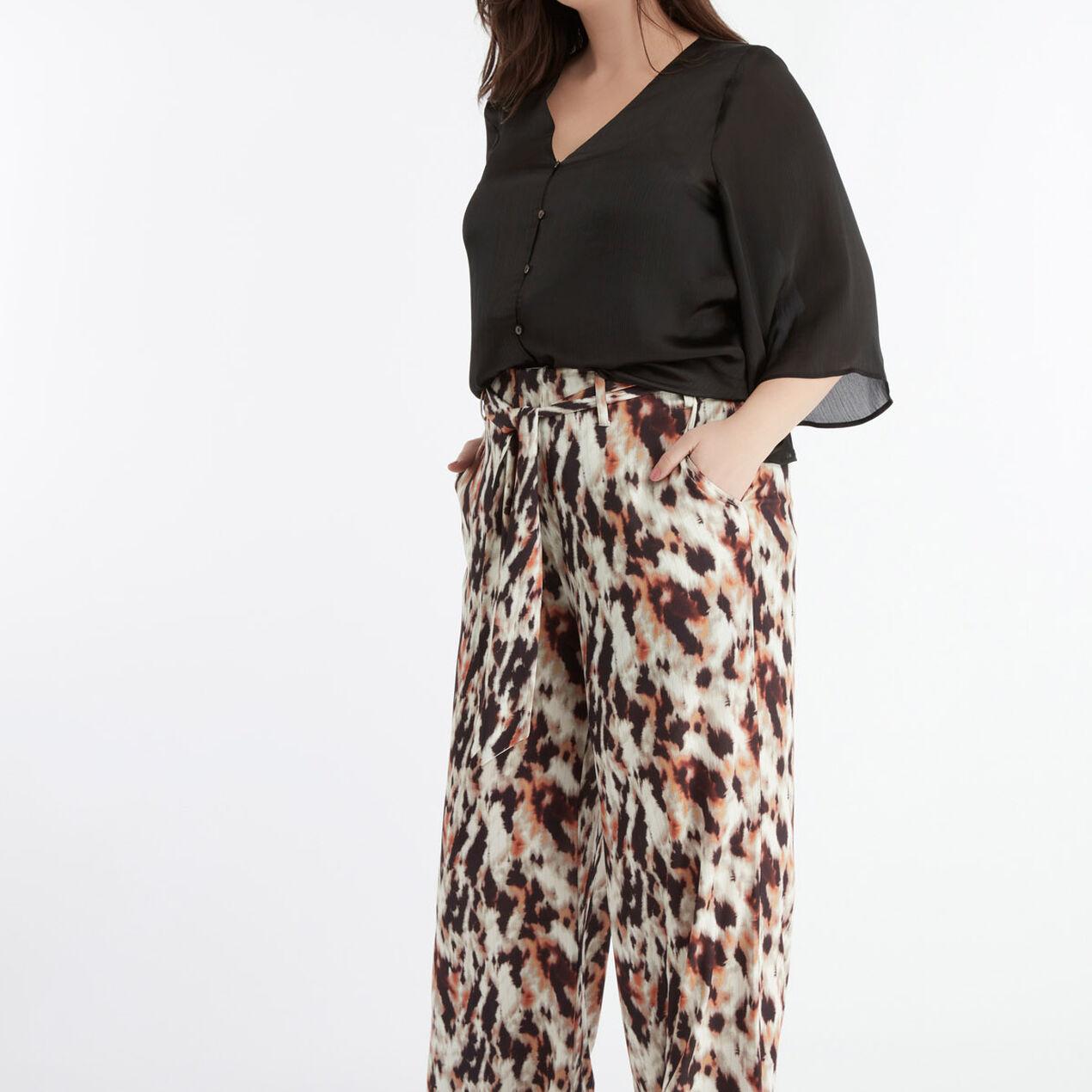 Lookbook Pants With Print