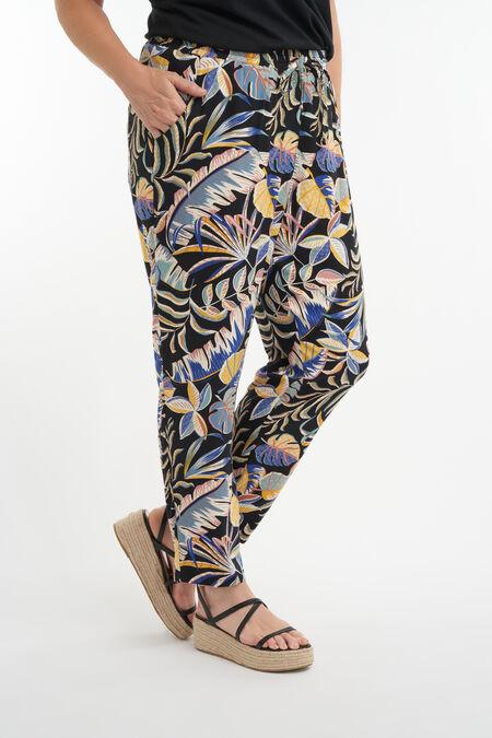 Losvallende broek