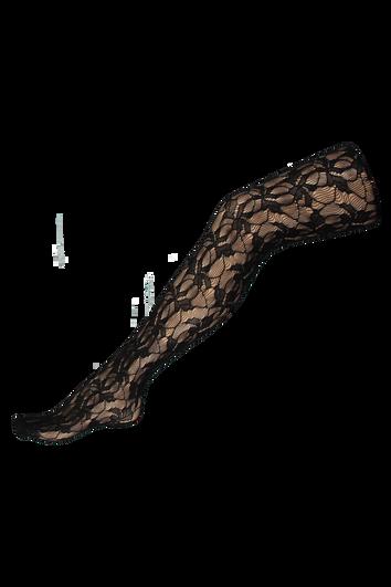 Panty met kant