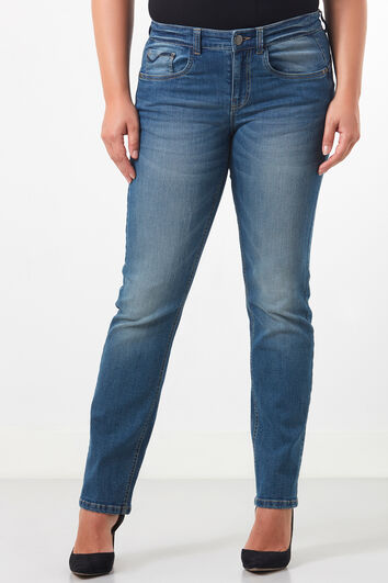 Straight leg jeans LILY