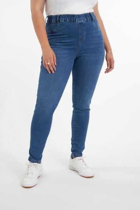 Slim fit 30 inch tregging POPPY