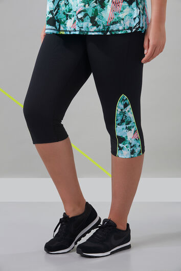Capri sportlegging