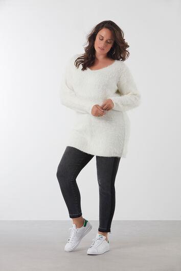 Fluffy trui