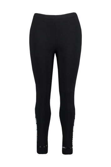 Legging met foilprint