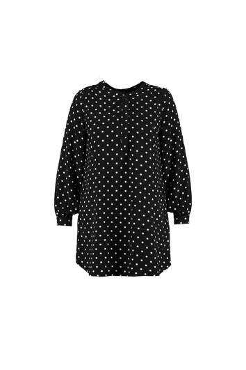 Tuniek blouse met stippen