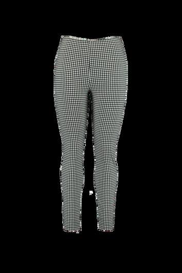 Geruite legging