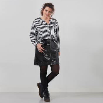 Trend: Patent leather