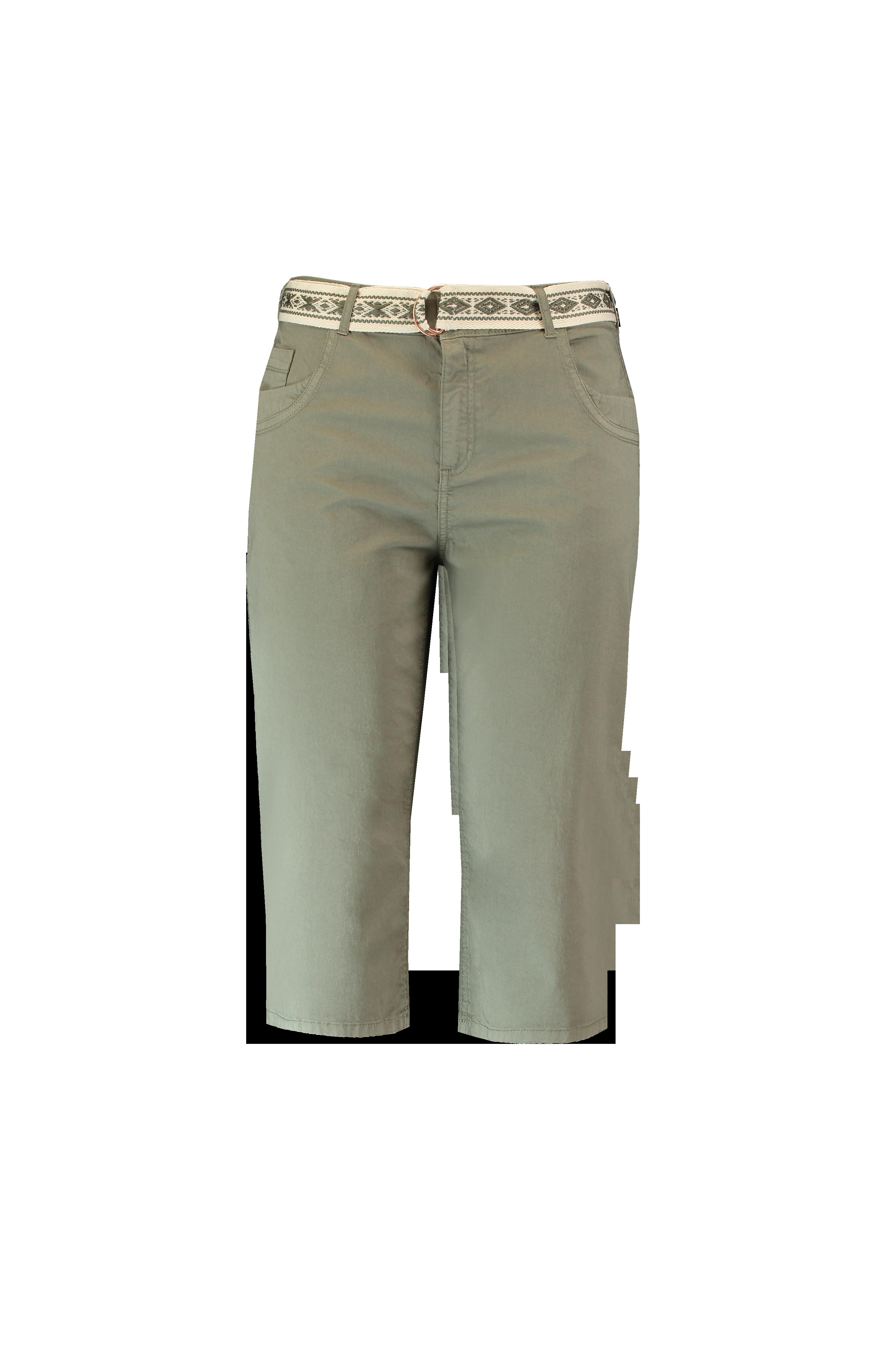 Afbeelding van MS Mode Broeken, Groen