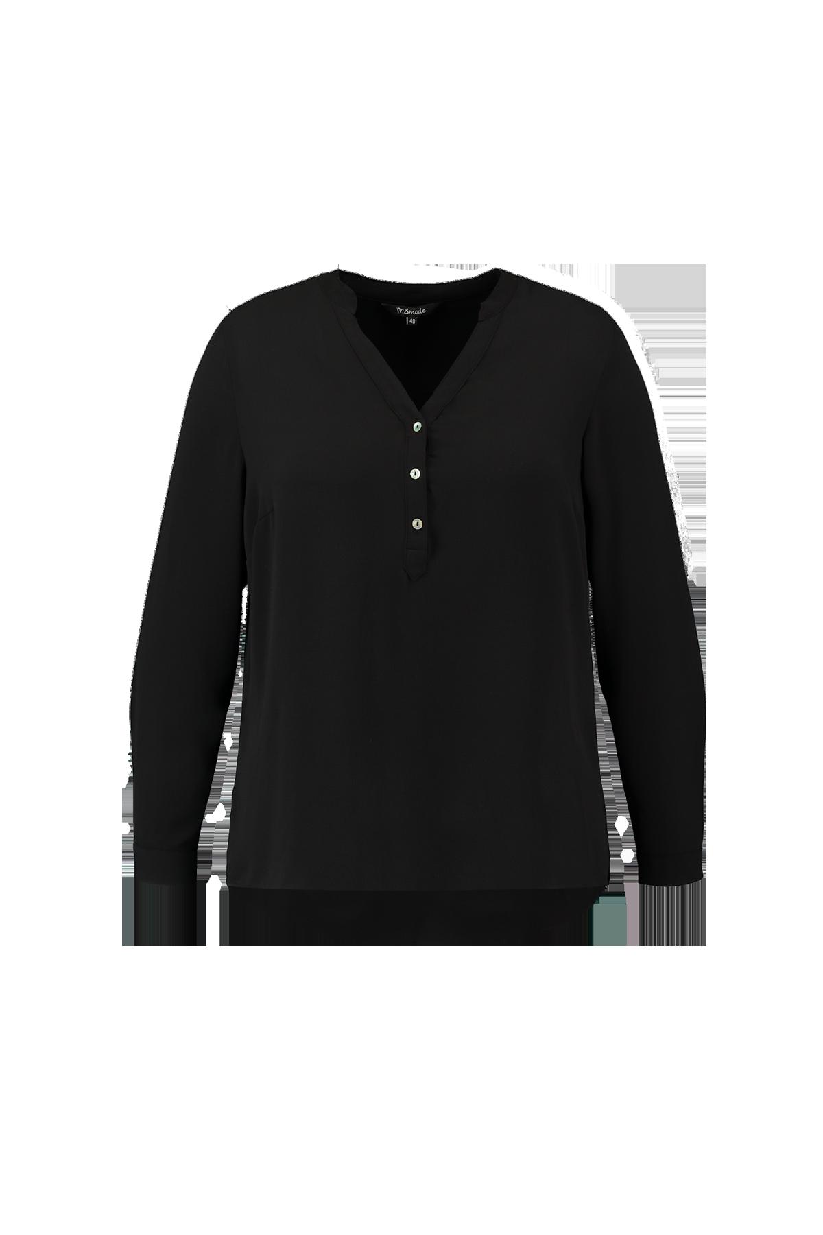 Afbeelding van MS Mode Blouses, Zwart