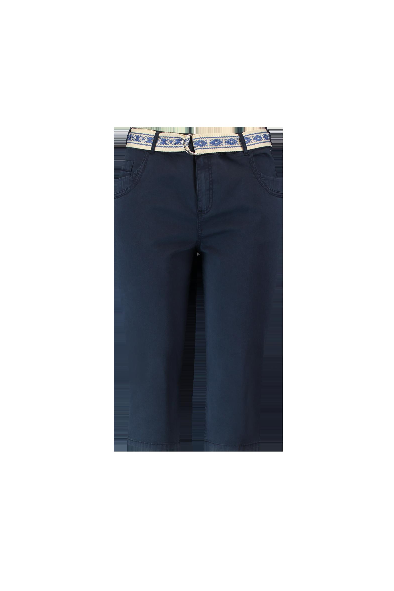 Afbeelding van MS Mode Broeken, Blauw