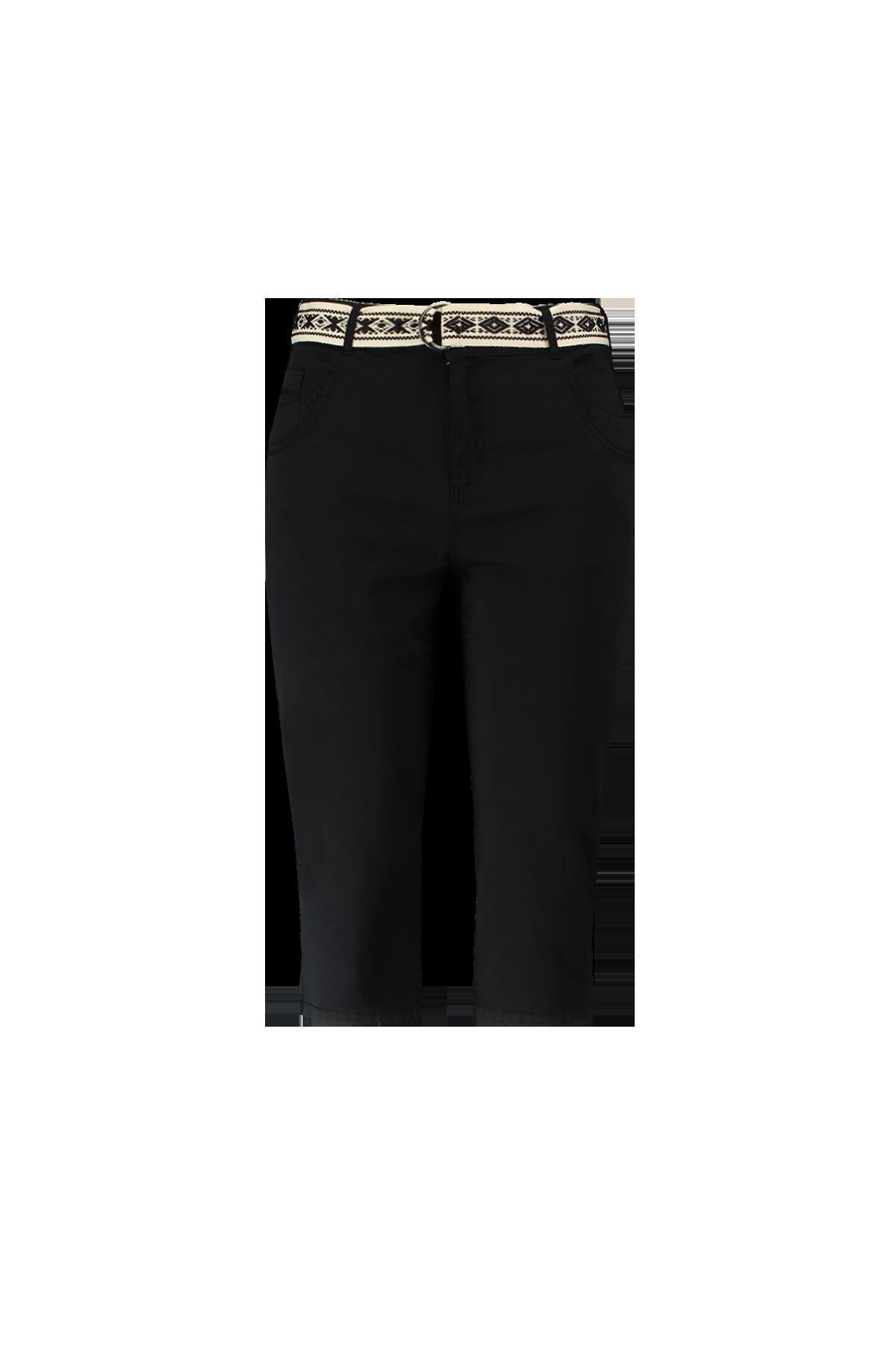 Afbeelding van MS Mode Broeken, Zwart